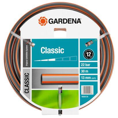 gardena-18009-20-manguera-de-jardin-30-m-gris-naranja-pvc
