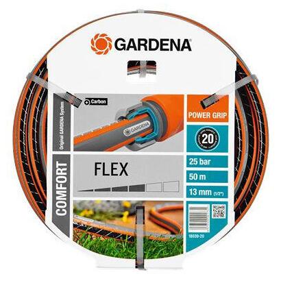 gardena-18039-20-manguera-de-jardin-50-m-negro-gris-naranja