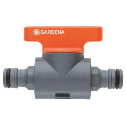 gardena-2976-20-accesorio-para-manguera-gris-naranja-1-piezas