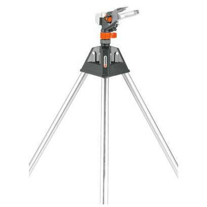 gardena-8138-20-rociador-de-agua-aspersor-de-agua-por-impulso-gris-naranja