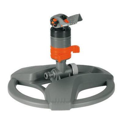 gardena-8143-20-rociador-de-agua-rociador-de-agua-giratorio-gris-naranja