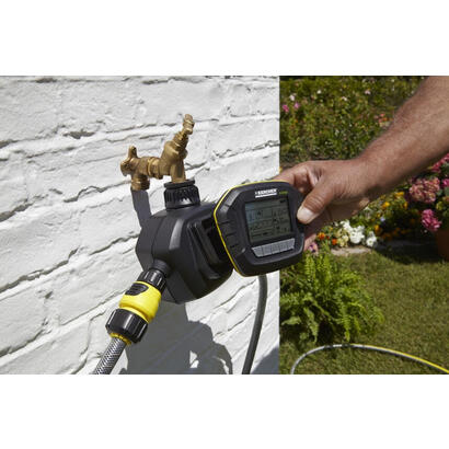 karcher-st6-duo-ecologic-temporizador-de-riego-digital-negro-gris-amarillo-10-bar