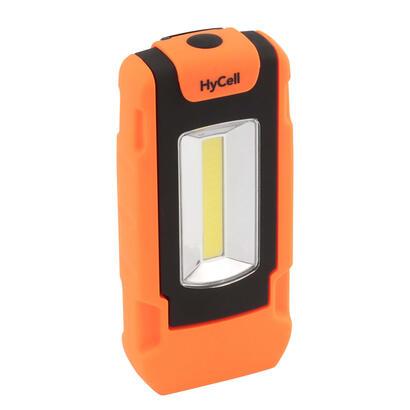 ansmann-hycell-lampara-de-taller-flexible-con-led-cob-1-w-naranja