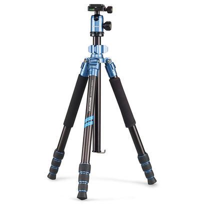 cullmann-mundo-525m-tripode-digitales-camaras-de-pelicula-3-patas-negro-azul