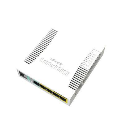 switch-mikrotik-5-puertos-gigabite-no-rack-no-gestion