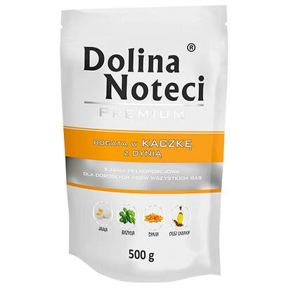 dolina-noteci-5902921300823-alimento-humedo-para-perros-ternera-pato-cerdo-adulto-500-g