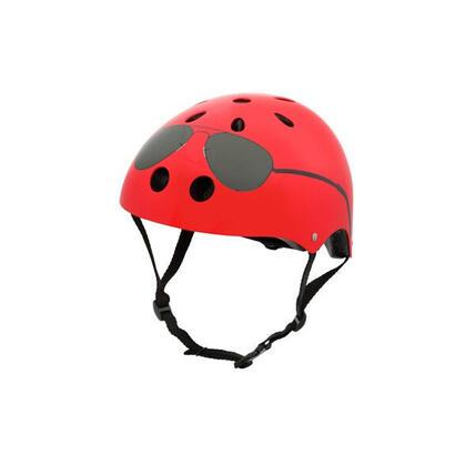 hornit-the-aviator-casco-clasico-casco-para-bicicleta-urbana-m-negro-rojo