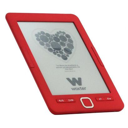 e-book-woxter-scriba-195-6-4gb-e-ink-rojo