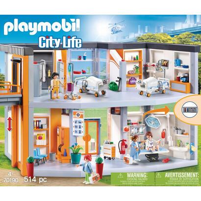 playmobil-city-life-70190-gran-hospital