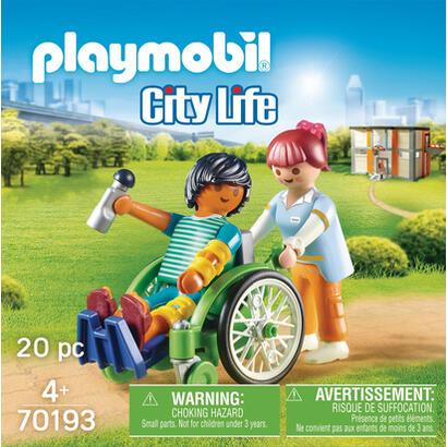 playmobil-city-life-70193-paciente-en-silla-de-ruedas