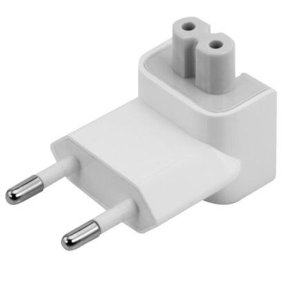 adaptador-akyga-ak-ad-60-iec320-c7-m-c7-vde-m-white-color