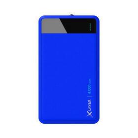 xlayer-colour-line-bateria-externa-azul-polimero-de-litio-4000-mah