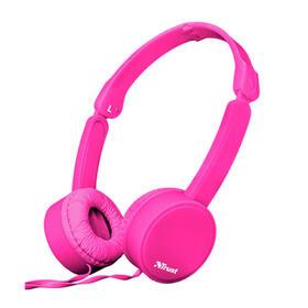 auricular-nano-foldable-pink-trust-manos-libres-plegables-ultraligeros-cable-plano-jack-35mm