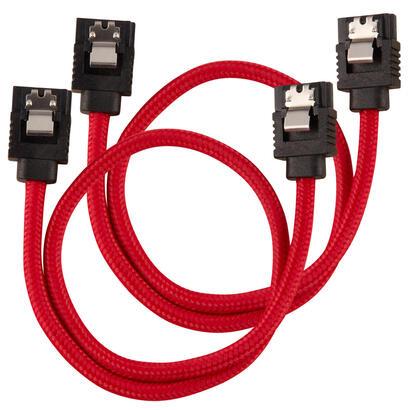 corsair-cc-8900250-cable-de-sata-03-m-negro-rojo