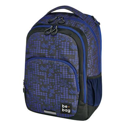 herlitz-bebag-beready-ninonina-mochila-escolar-negro-azul-poliester