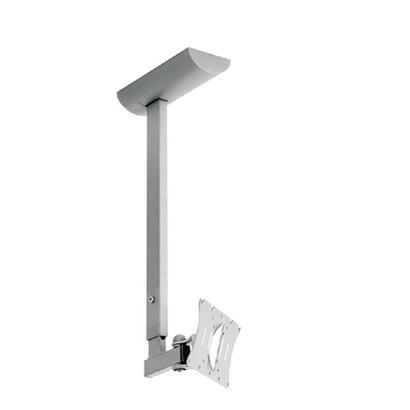 soporte-techo-omb-hisolution-orientable-vert-20-giro-190-vesa-50-75-100-200-max-20kg-color-plata