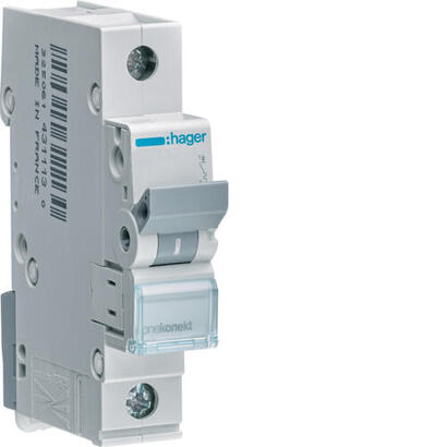hager-interruptor-magnetotermico-corriente-6ka-1p-b-16a-mbn116e