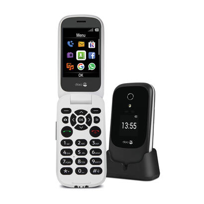 telefono-movil-senior-doro-7060-28-4gb-512gb-blanco-negro-3mpx-kaios-4g
