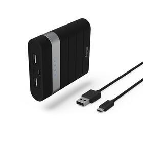 hama-soft-touch-bateria-externa-negro-ion-de-litio-10400-mah