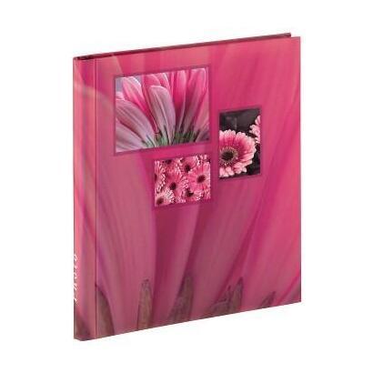 hama-singo-album-de-foto-y-protector-rosa-60-hojas