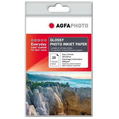agfaphoto-ap18020a6-papel-fotografico-brillo-a6