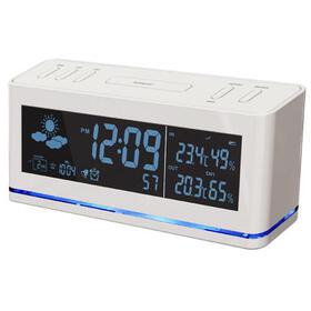 technoline-ws-6850-estacion-meteorologica-digital-blanco-led-bateria