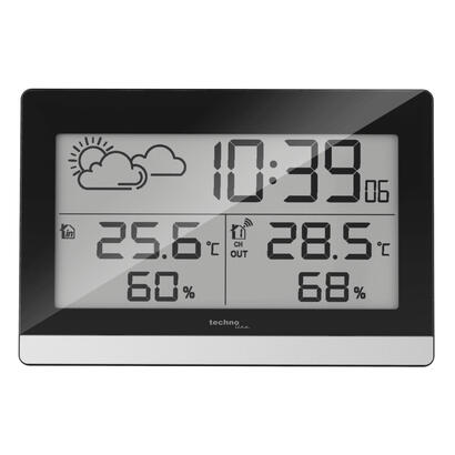 technoline-ws-9255-estacion-meteorologica-digital-negro-plata