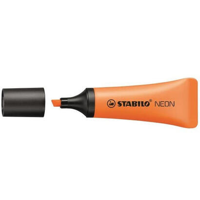marcador-fluorescente-stabilo-neon-naranja-tecnologia-anti-secado-2-anchos-de-trazo-25mm