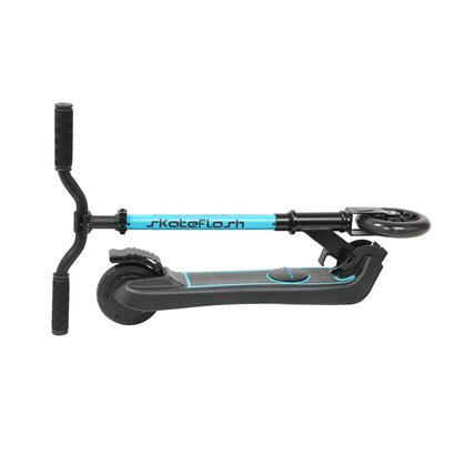 patinete-scooter-hoverboard-electrico-skateflash-urban-kids-negro-azul-rueda-delantera-57pulgadas-rueda-trasera-5pulgadas-bateri