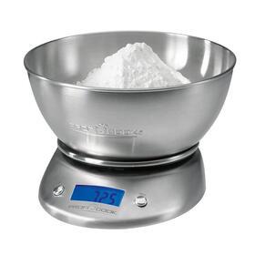 proficook-kw-1040-bascula-de-cocina-digital-con-tazon-acero-inoxidable