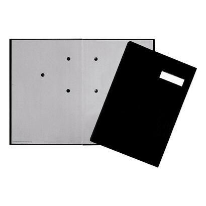 pagna-24191-44-carpeta-a4-carton-tela-negro