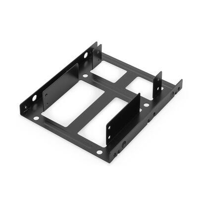 digitus-da-70434-marco-de-montaje-ssd-hdd-2x-25-a-35-ata-sata-ssd-kit-de-metal