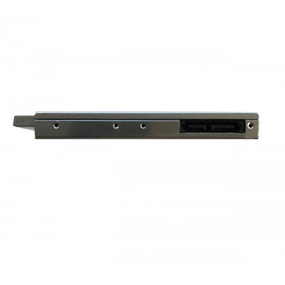 adaptador-para-portatil-3go-hddcaddy127-para-sustituir-dvd-de-127mm-por-hdssd-de-25-635cm-sata-incluye-destornillador-tornillos-