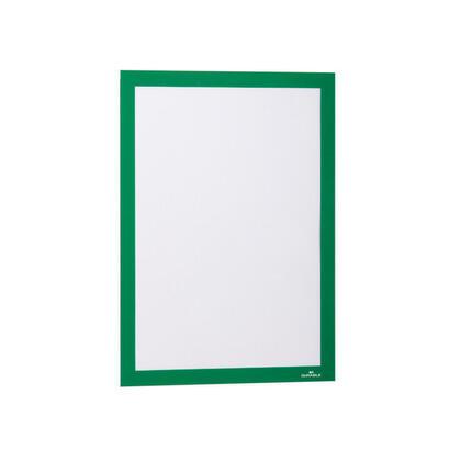 durable-duraframe-marco-magnetico-a4-verde