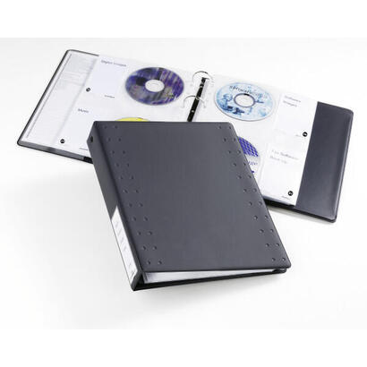 durable-522758-cd-dvd-indice-40-antracita-de-libro