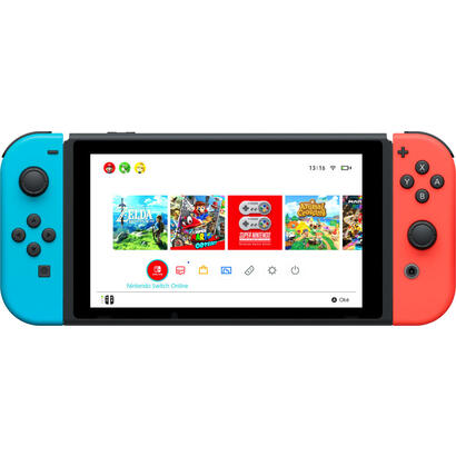 consola-nintendo-switch-redblue-v11-consola-base-2-mandos-joy-con-2-correas-para-mandos-soporte-cable-hdmi-adaptador-corriente