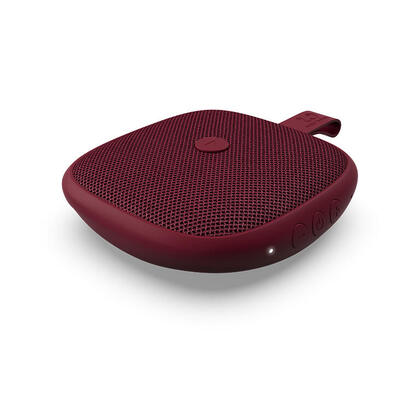 fresh-n-rebel-rockbox-bold-xs-5-w-altavoz-monofonico-portatil-rojo