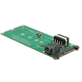 delock-62945-convertidor-u2-sff-8639-sff-8643-nvme-1-x-ranura-m-m2