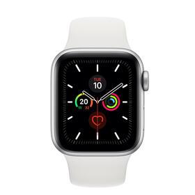 apple-watch-series-5-aluminio-gps-40mm-plata-correa-deportiva-blanca