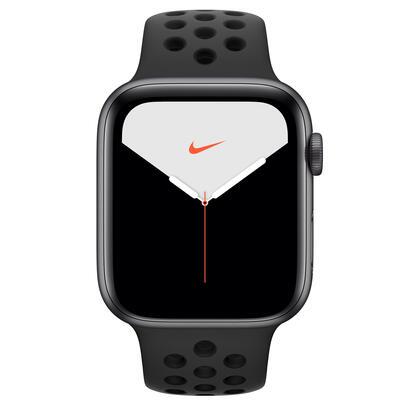 reloj-apple-watch-nike-s5-cell-44mm-alumi-gris-espacial-correa-antra-negra-nike