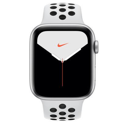 smartwatch-apple-nike-deportiva-series-5-gps-44mm-caja-aluminio-plata-con-correa-platino-puro-negra