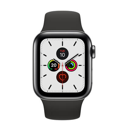 reloj-apple-watch-s5-cell-40mm-acero-negro-espacial-correa-negra-depor-mwx82tya