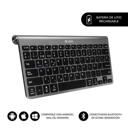 subblim-pure-compact-grey-teclado-bluetooth