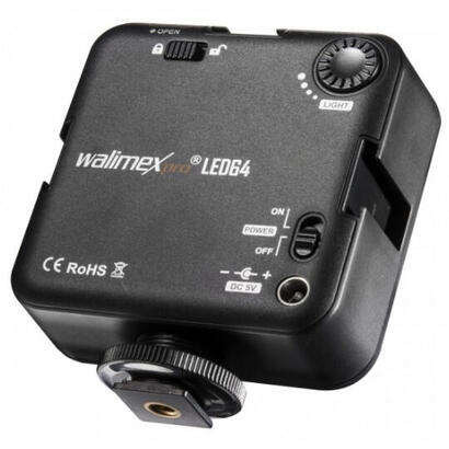 walimex-pro-64-antorcha-led-regulable-para-video