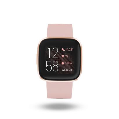 fitbit-fb507rgpk-versa-2-rosaaluminio-smartwatch-reloj-de-salud-y-forma-fisica-con-amazon-alexa-integrada