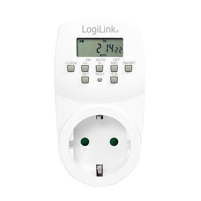 logilink-et0007-contador-electrico-programador-electrico-diariosemanal-blanco