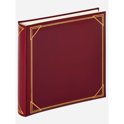 walther-standard-wine-red-30x30-100-pages-white-mx200r