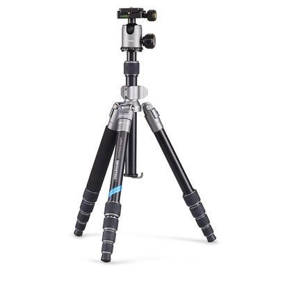 cullmann-mundo-522t-tripode-digitales-camaras-de-pelicula-3-patas-negro-plata