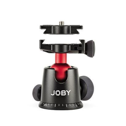 joby-ballhead-5k-cabeza-de-tripode-negro-rojo-acrilonitrilo-butadieno-estireno-abs-aluminio-acero-inoxidable-acero-elastomero-te