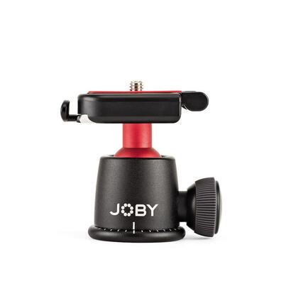 joby-ballhead-3k-cabeza-de-tripode-negro-rojo-acrilonitrilo-butadieno-estireno-abs-aluminio-acero-inoxidable-acero-elastomero-te